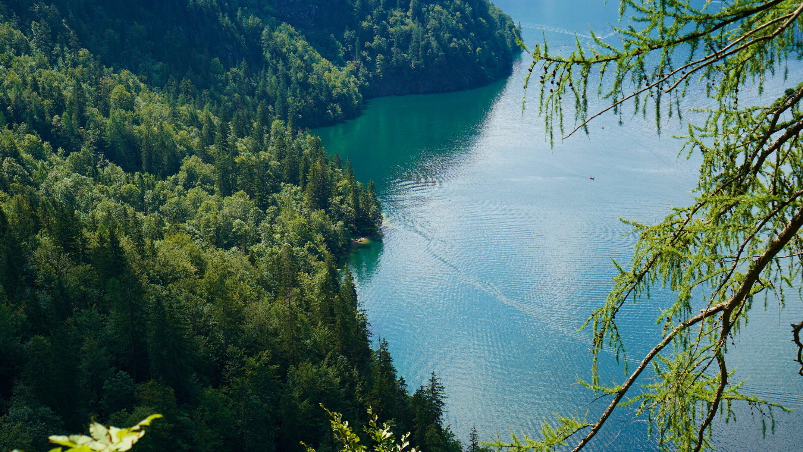 Bild mit Natur, Seen, Urlaubsfoto, See, Urlaubsfeeling, königssee