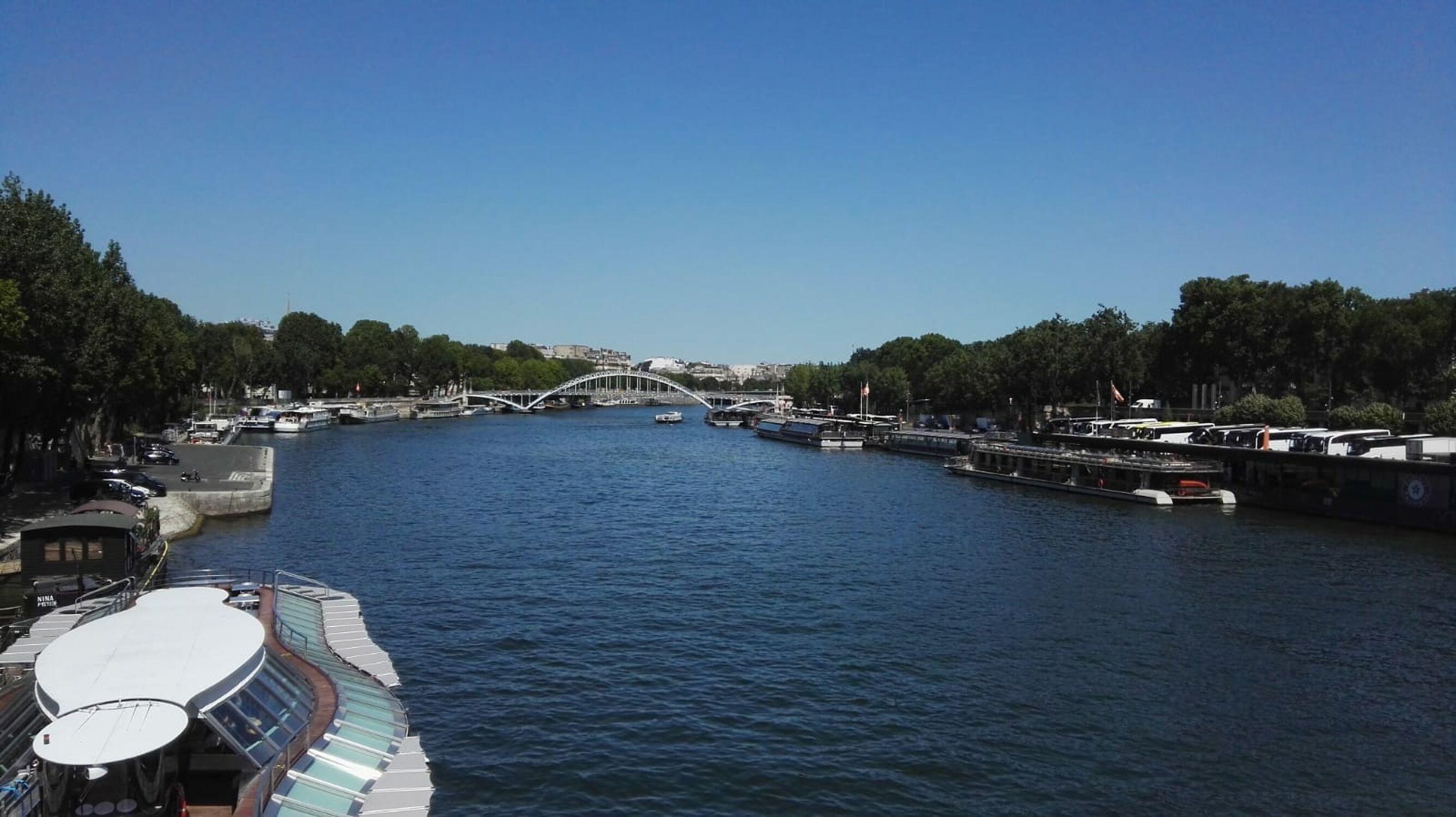 Bild mit Flüsse, Frankreich, Paris, Fluß