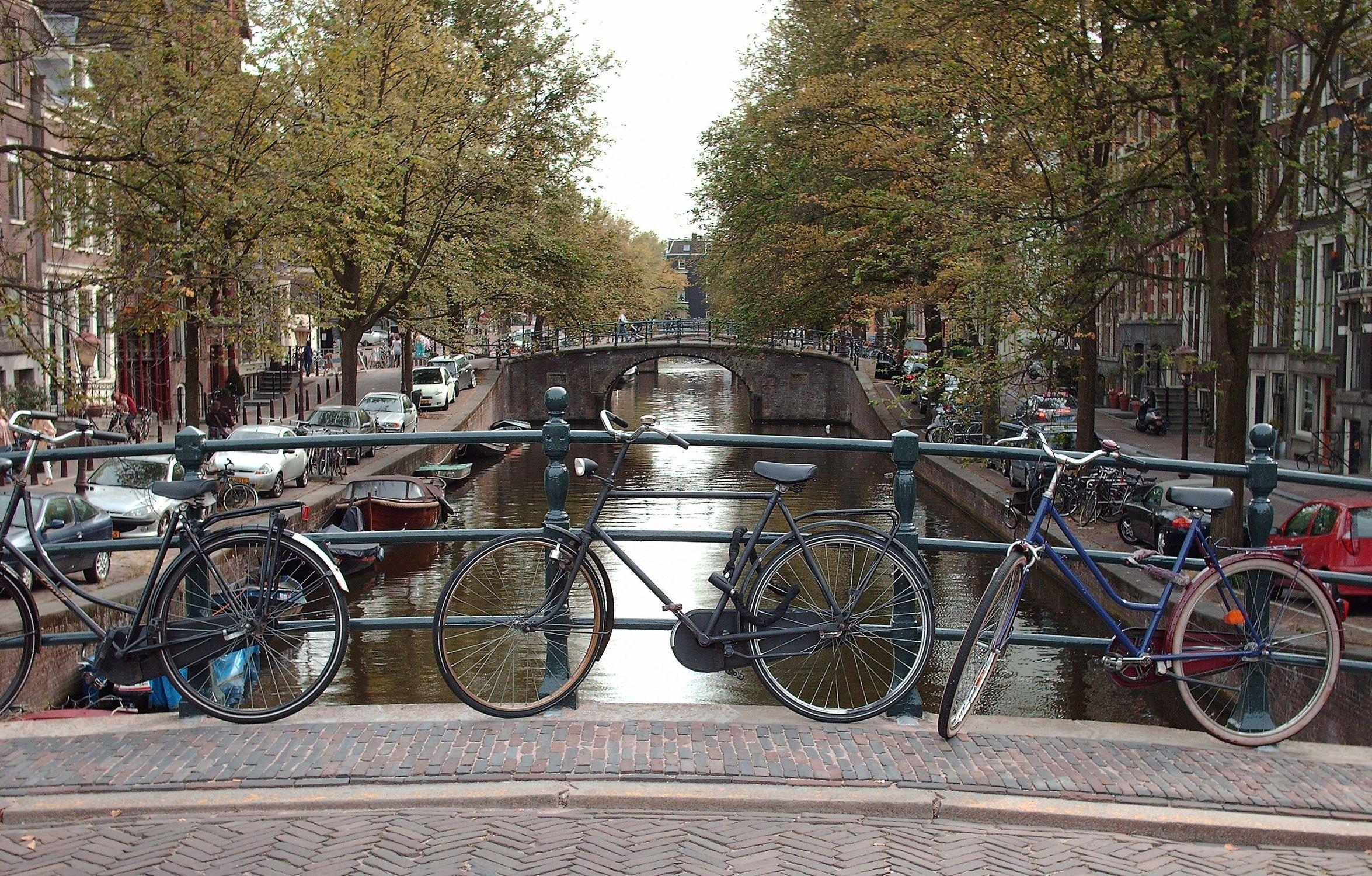 Bild mit Amsterdam