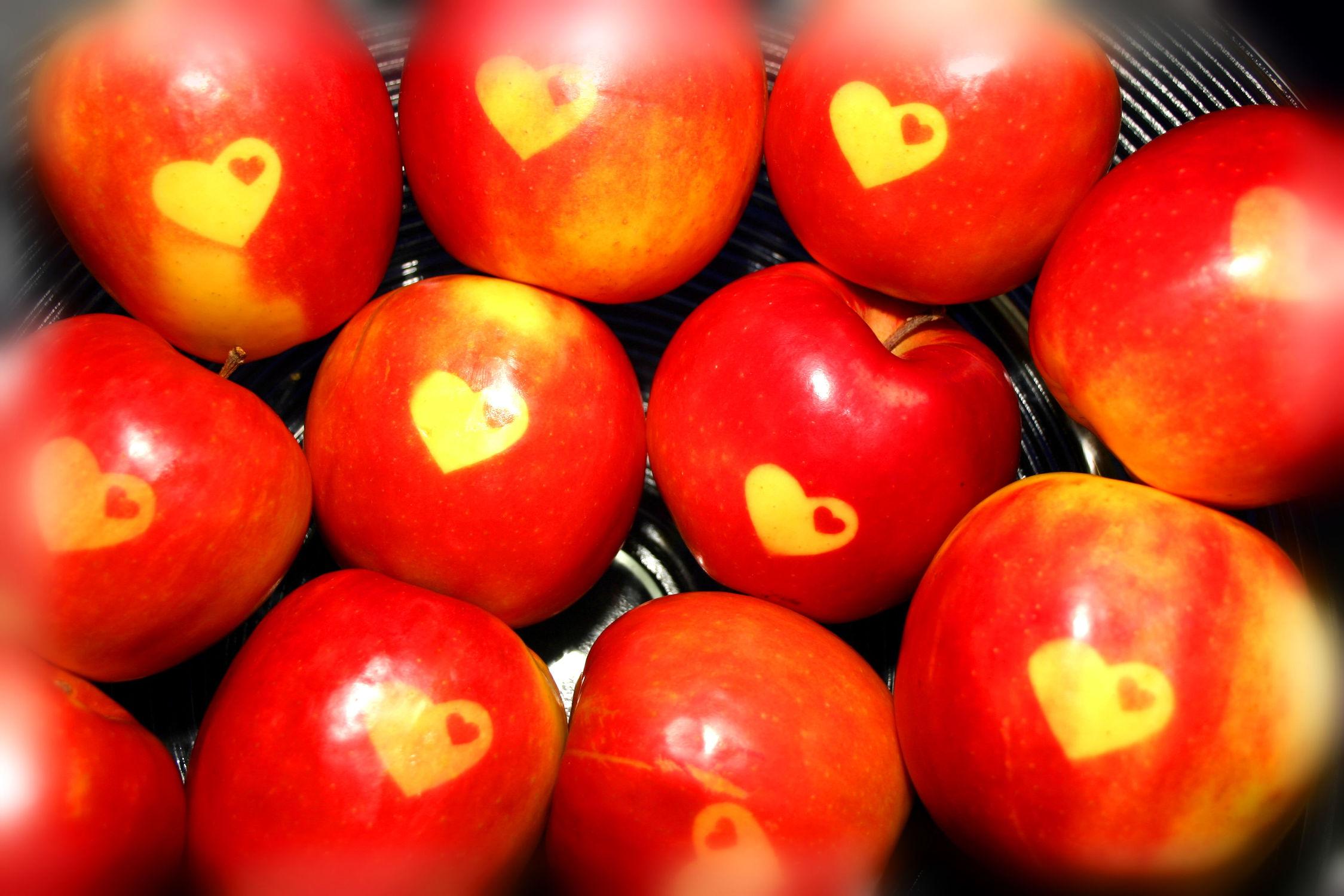 Bild mit Früchte, Lebensmittel, Frucht, Apfel, Apfel