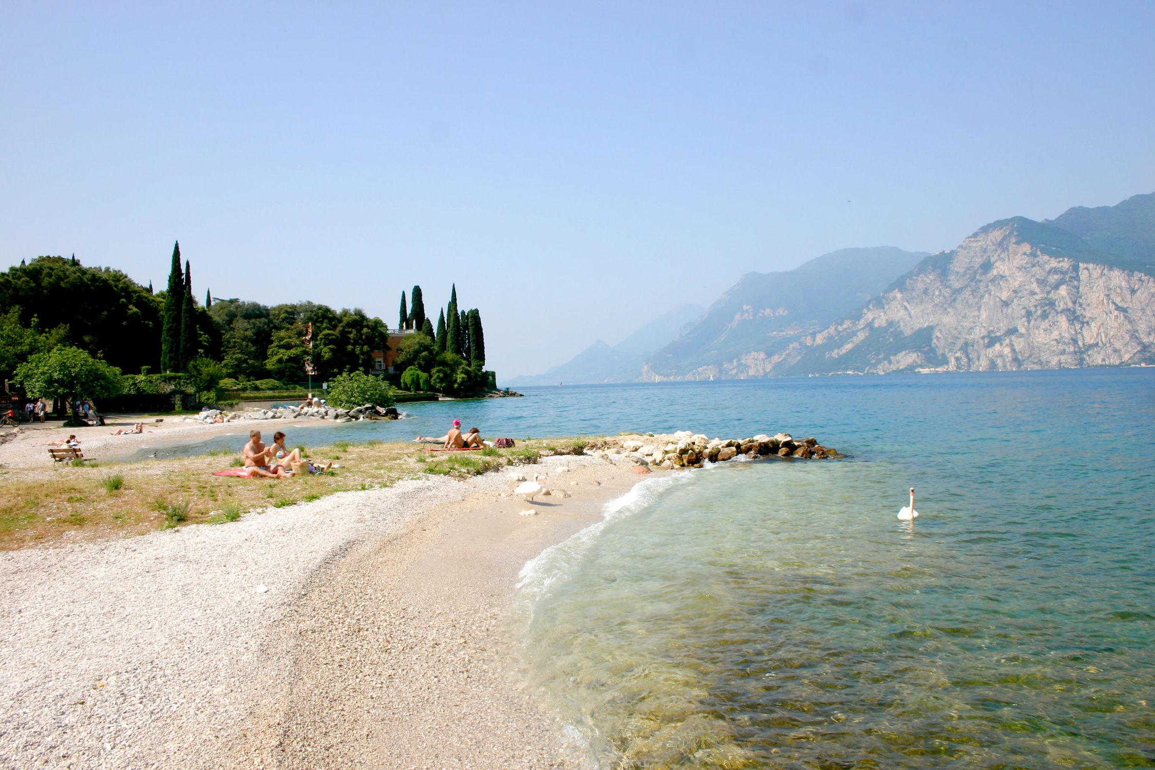 Bild mit Seen, Italien, Gardasee, See