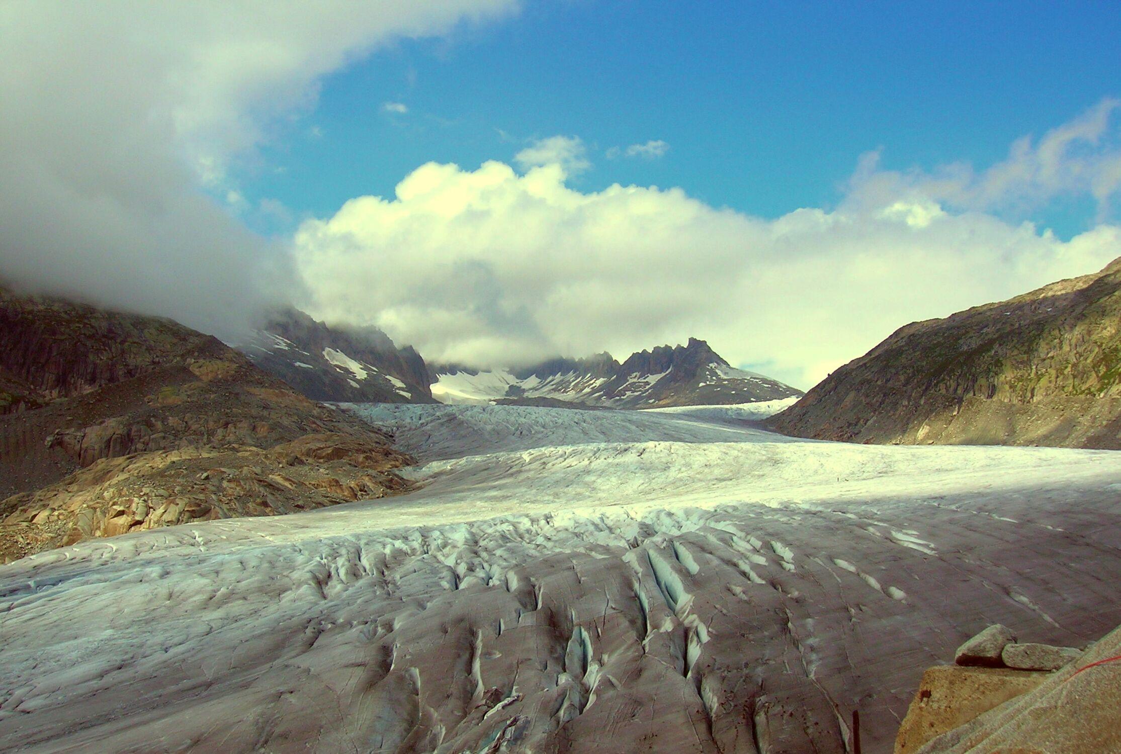 Bild mit Eiswelten