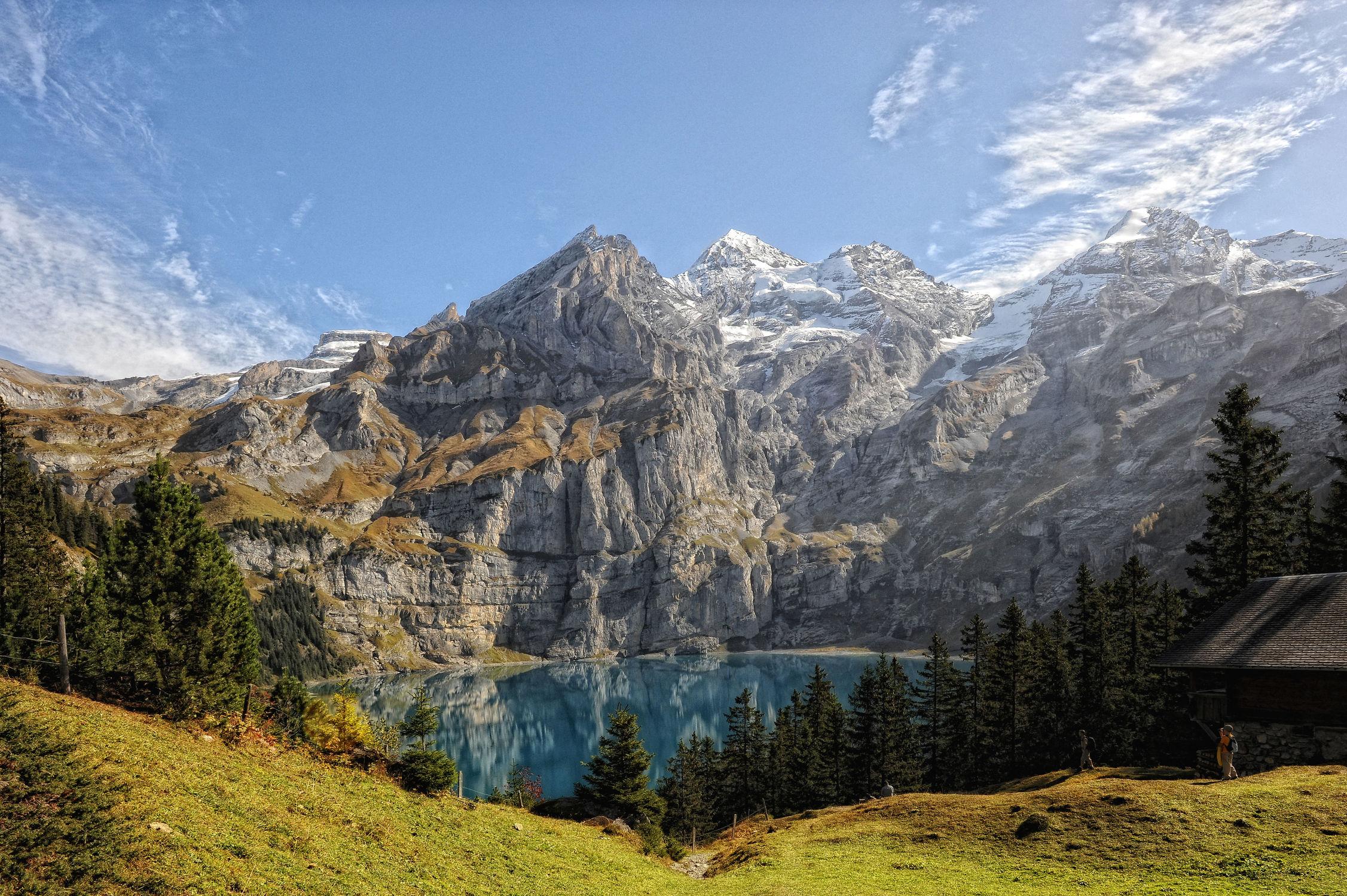 Bild mit Berge, Alpen, Landschaft, Bergsee, Schweiz