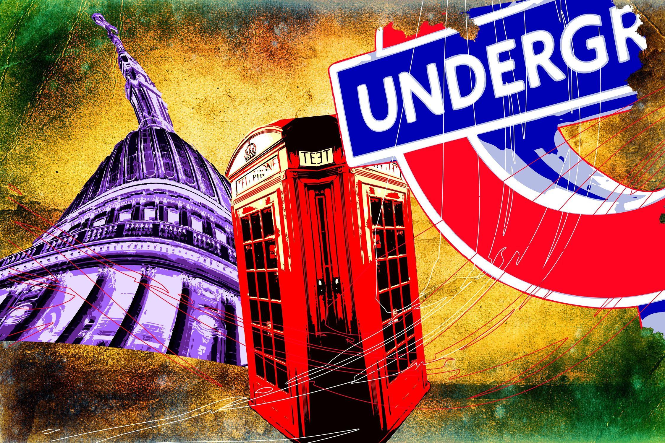 Bild mit London