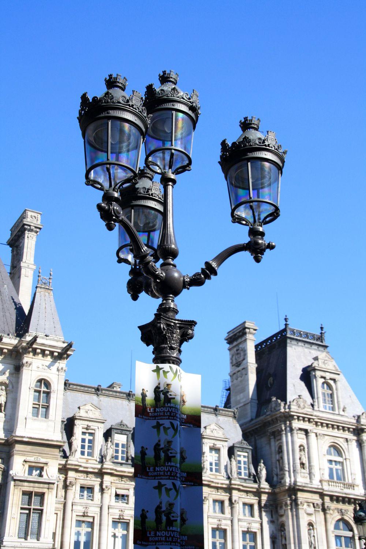 Bild mit Architektur, Sehenswürdigkeit, romantik, City, Sehenswürdigkeiten, Paris, Laterne, Laternen, Straße, Stadtleben, Grossstadt, Pariser, Paris pompös