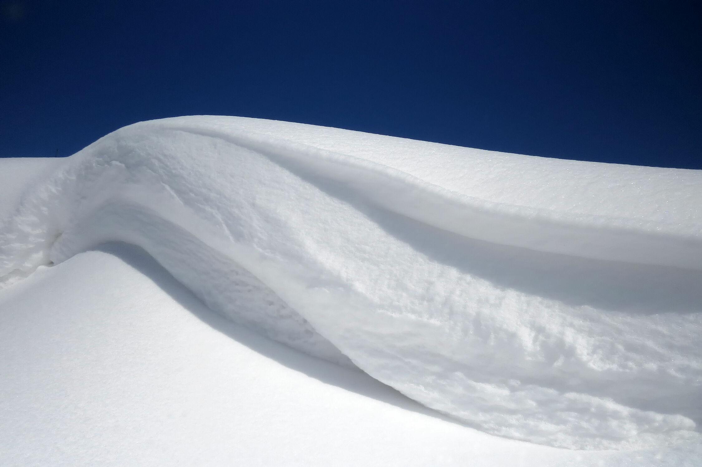 Bild mit Winter, Schnee, Schneewehe