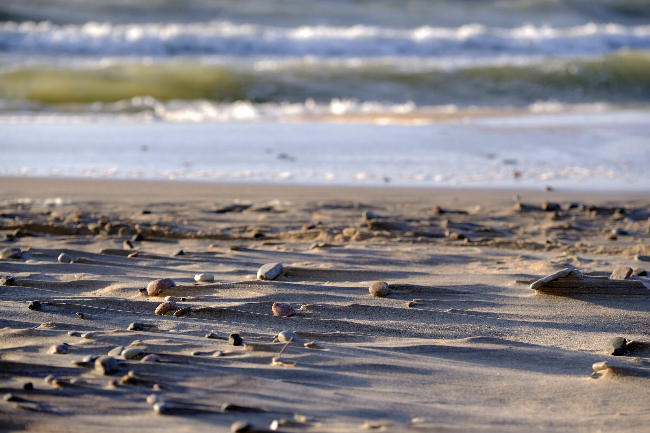 Bild mit Sand, Strand, See, Ruhe, Strukturen, Stille, Ausspannen, Sandsturm, Kieselsteine