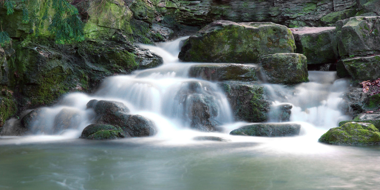 Bild mit Natur, Landschaften, Bäume, Gewässer, Wälder, Flüsse, Wasserfälle, Wald, Baum, Berlin, Landschaft, Bach, Wasserfall, Fluss, Bäche