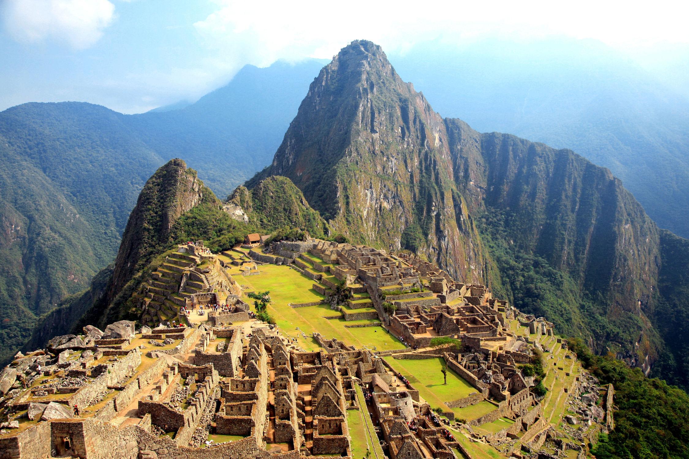 Bild mit Natur, Landschaften, Urlaub, Landschaft, Ferien, Reisen, Reise, alt, abenteuer, Inka, Inkas, Inka village