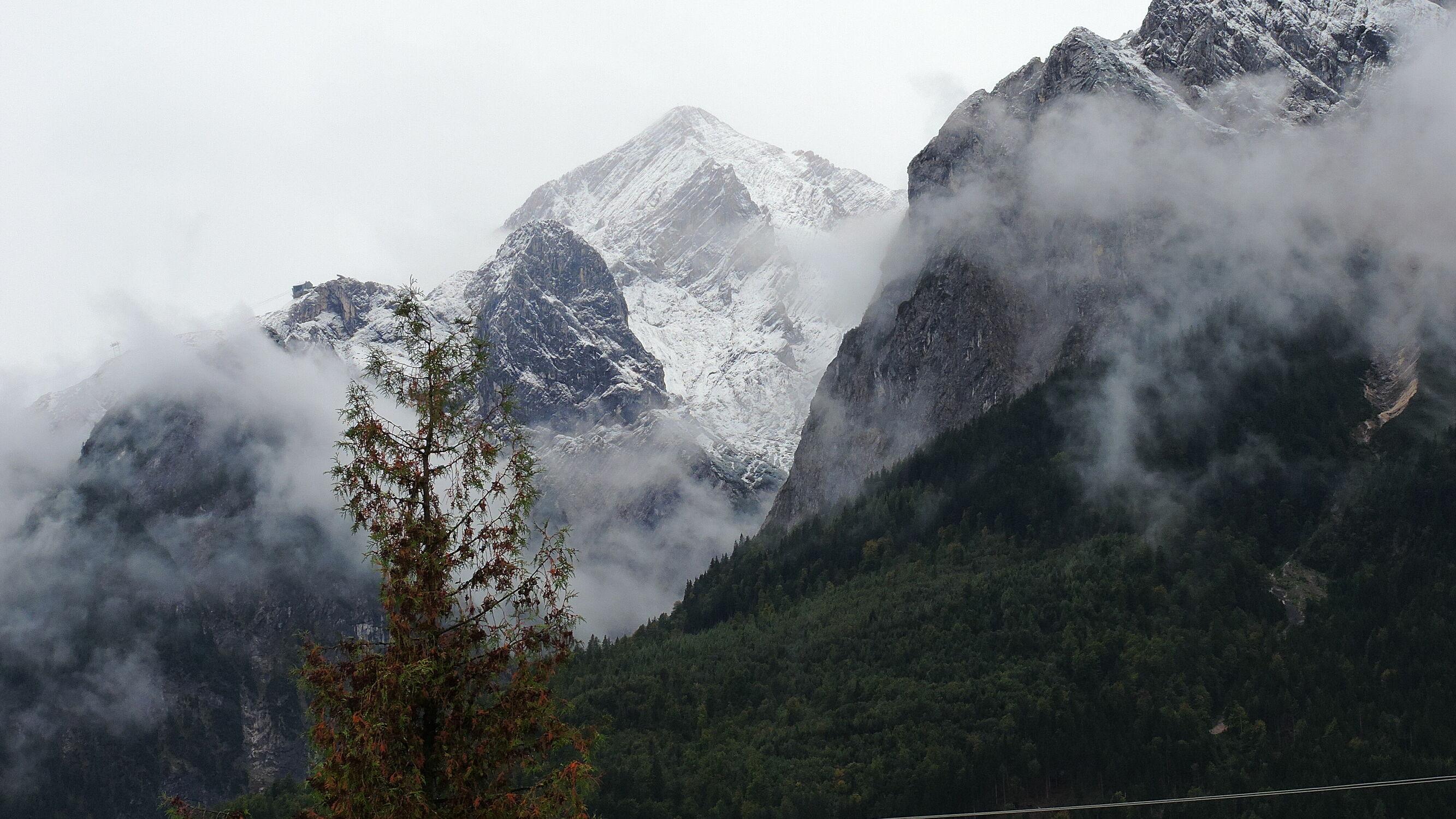 Bild mit Nationalparks, Deutschland, Alpen, Alpenland, Ruhe, Entspannung, Landschaften im Herbst, Wanderungen, Wellness & Entspannung, Bayern