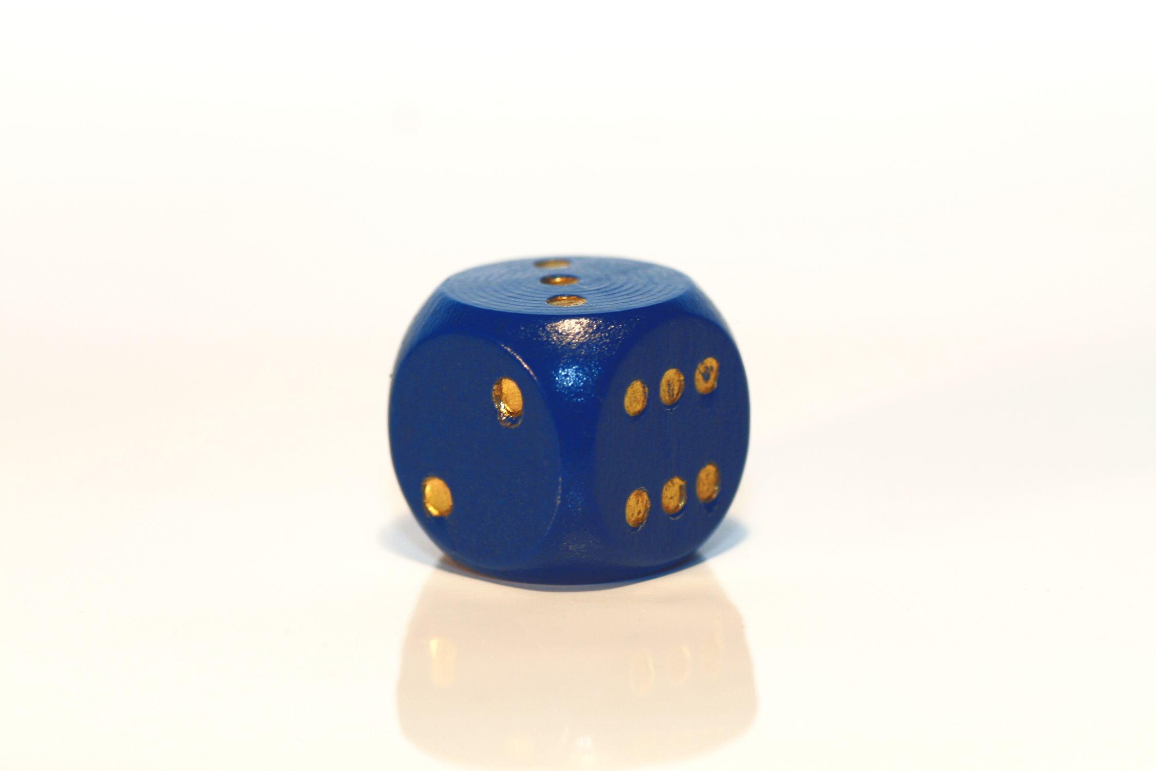 Bild mit Farben, Gegenstände, Blau, Spiele und Spielzeuge