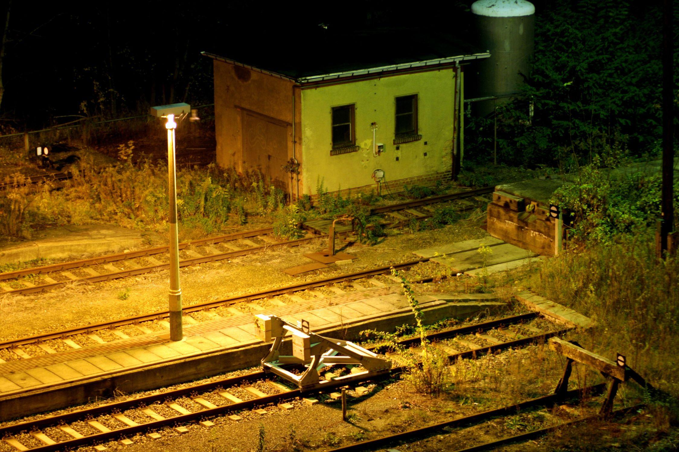 Bild mit Transport, Schienen