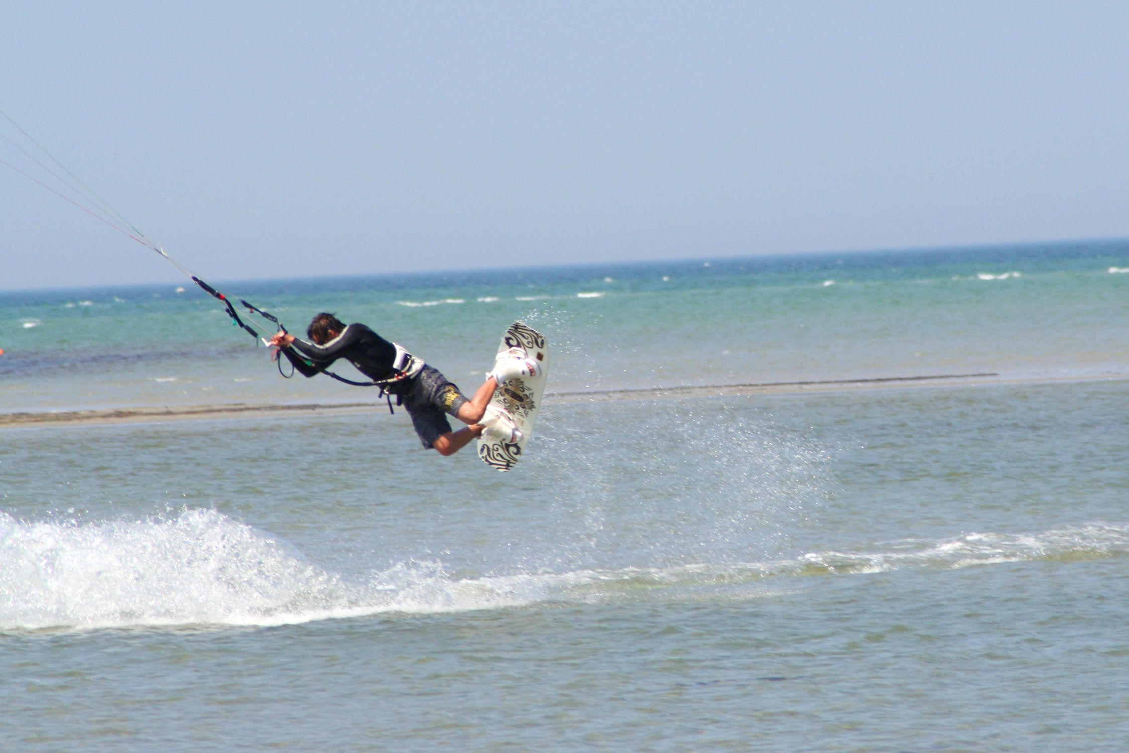 Bild mit Surfen