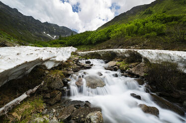 Wasserfall am Kanzingbach