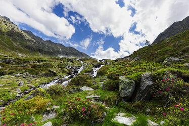 Bild mit Natur, Wasser, Berge, Gewässer, Wasserfälle, Alpen, Alpenland, Steine, Wasserfall, kanzingbach