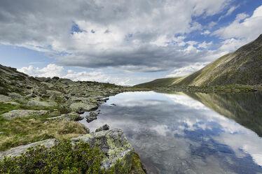 Bild mit Natur, Wasser, Berge, Gewässer, Alpen, Alpenland, Wasserspiegelung, Reflektionen im Wasser, Alpsee