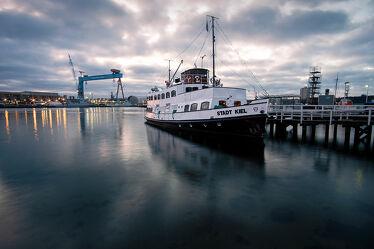 Bild mit Meere, Häfen, Schiff, Stadt, Nordsee, Kielerförde, Norden, Kiel