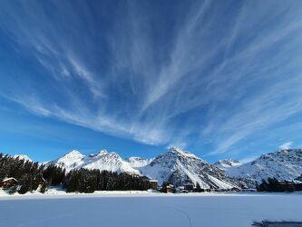 Bild mit Winter, Alpen, Schweiz, Graubünden, Arosa, Alps