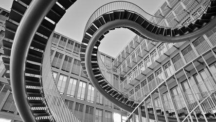 Endless Staircase Munich