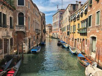 Venedig in voller Pracht