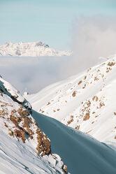 Bild mit Berge, Winter, Schnee, Schweiz, Davos, Jakobshorn