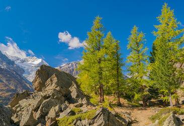 Bild mit Landschaften, Berge, Bergwelten, Landschaften im Herbst