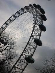 Bild mit Städte, London, Sehenswürdigkeit, Stadt, Sehenswürdigkeiten, Tourismus, Stadtleben, Grossstadt, Riesenrad, London Eye