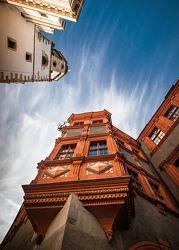 Bild mit Städte, Häuser, Haus, Stadt, Görlitz, Altstadt, City, alt, alte Häuser, Früher, Hof