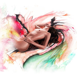colored passion III