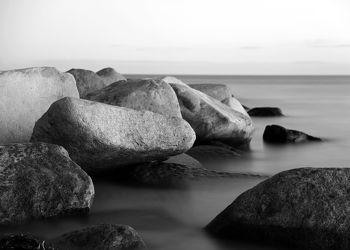 Steine am Meer 1