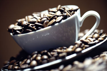 Kaffeetasse Küchenbild NO.5