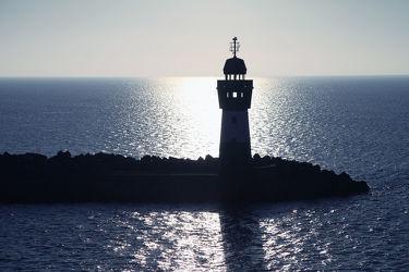 Leuchtturm Hafen Rügen