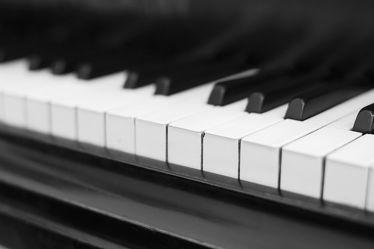 Piano Klavier Tasten Foto