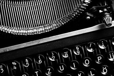 Schreibmaschine SW