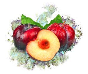 Bild mit Früchte, Essen, Frucht, Obst, Food, Stilleben, Textur, Ernährung, Küche, Esszimmer, kochen, pflaume, pflaumen