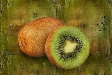 Bild mit Früchte, Lebensmittel, Frucht, Kiwi, Obst, Küchenbild, Food, Küchenbilder, KITCHEN, GESUND, frisch, Küche, Kiwis, vegan, fresh