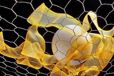 Bild mit Sport, Bälle, Stilleben, dekorativ, Dekoration, tor, Netz, ball