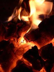 Glut und Flammen