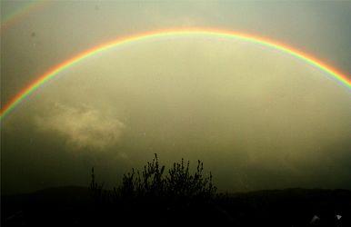 Bild mit Natur, Regenbögen, Schönheit