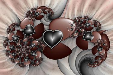 Kunst mit Herz