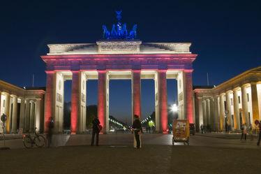 Brandenburger Tor Berlin at Night 2