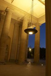 Brandenburgertor Berlin Abendlicht 3