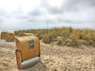 Bild mit Natur, Strände, Sand, Urlaub, Strand, Strandblick, Strandkörbe, Panorama, Lübecker Bucht, Grömitz, Strandkorb, Landschaft, Holliday, Strandtag, Schleswig, Holstein, Ostholstein