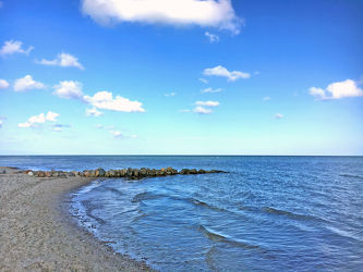 Ostsee Bucht