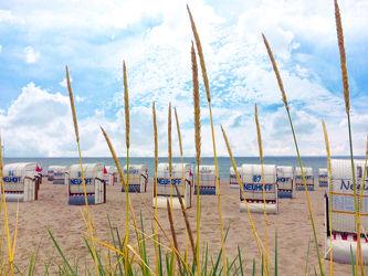 Ostsee Strandblick