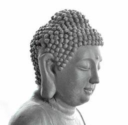 Bild mit Meditation, Entspannung, Buddha, Wellness, Spa, Buddhismus, Yoga, Religion, Glauben