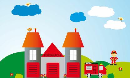 Kinderwelt Feuerwehr