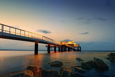 Seeschlößchen Seebrücke Timmendorfer Strand