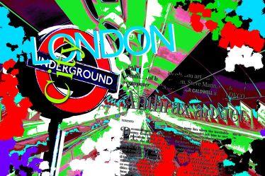 London A019