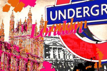 London Panorama Pop art  011